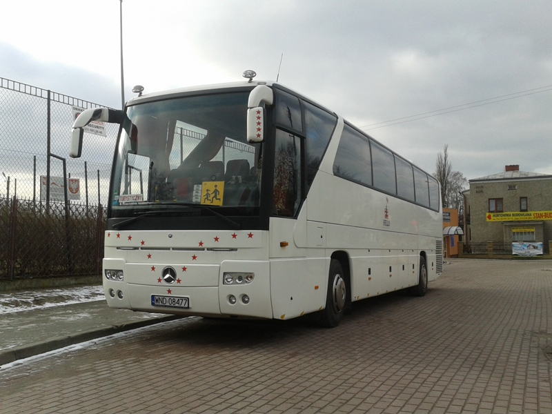 Mercedes-Benz O350-15RHD #WND 08477
