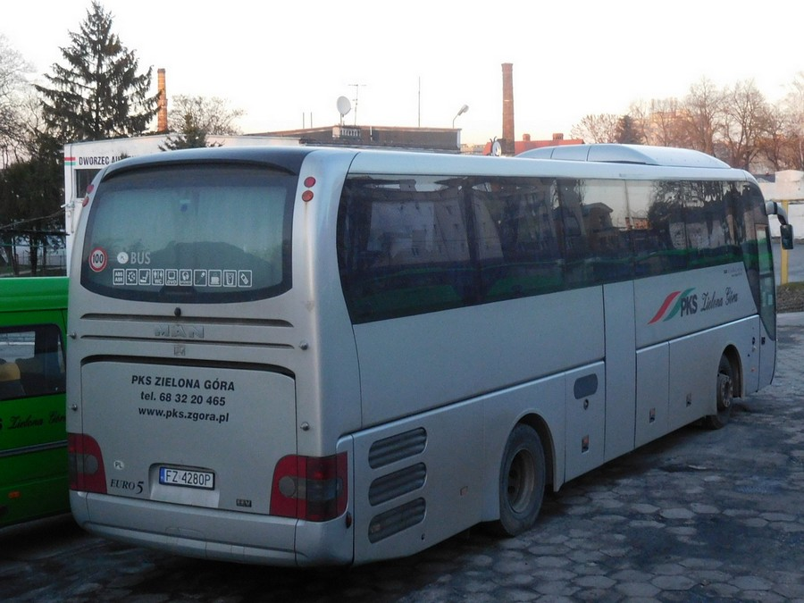 MAN RHC404 Lion's Coach #Z50101