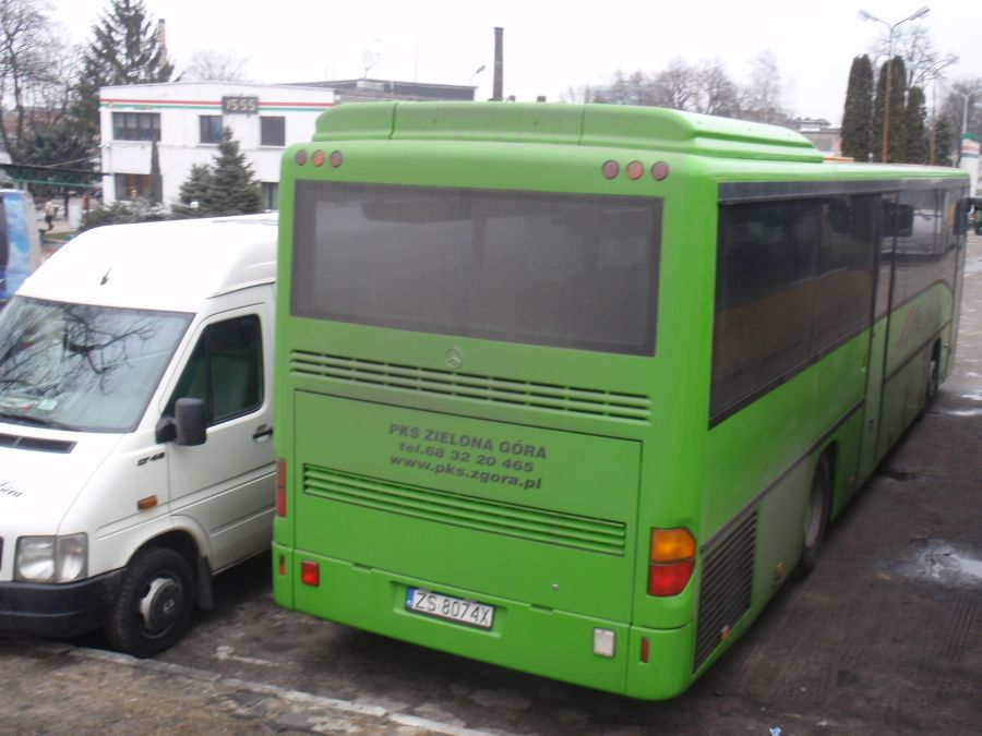 Mercedes-Benz O550 Integro #ZS 8074X