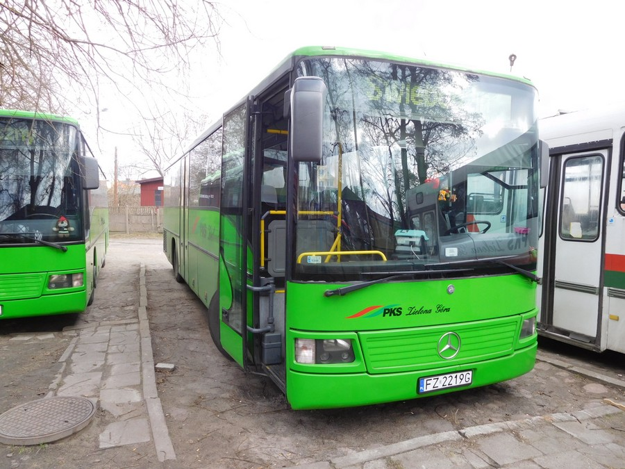 Mercedes-Benz O550 Integro #Z10326