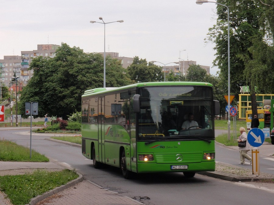 Mercedes-Benz O550 Integro #Z10327